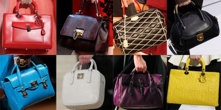 Модные сумки лето-осень 2015